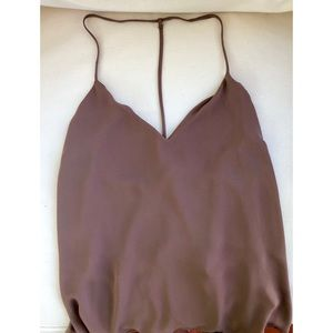 EUC tank top from Forever 21